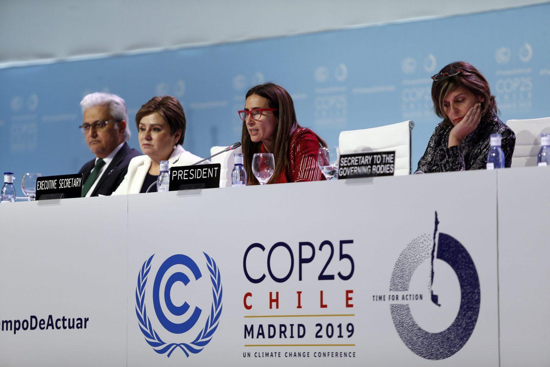 Presidencia COP25: «Los acuerdos alcanzados no están a la altura de la urgencia climática que necesitamos y que la ciudadanía demanda»