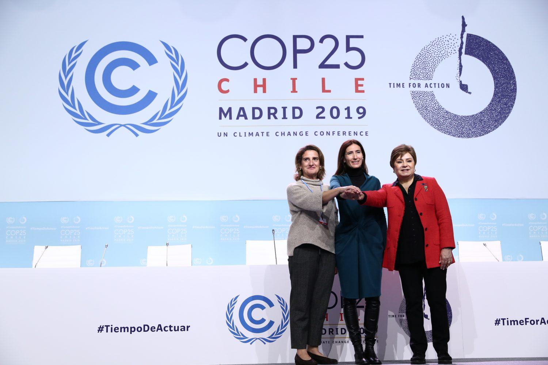 Presidenta designada de COP25 recibe las instalaciones donde se realizará la Conferencia
