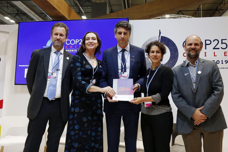 Ciencia chilena protagoniza COP25: Comité Científico entrega recomendaciones de acción climática en siete ejes