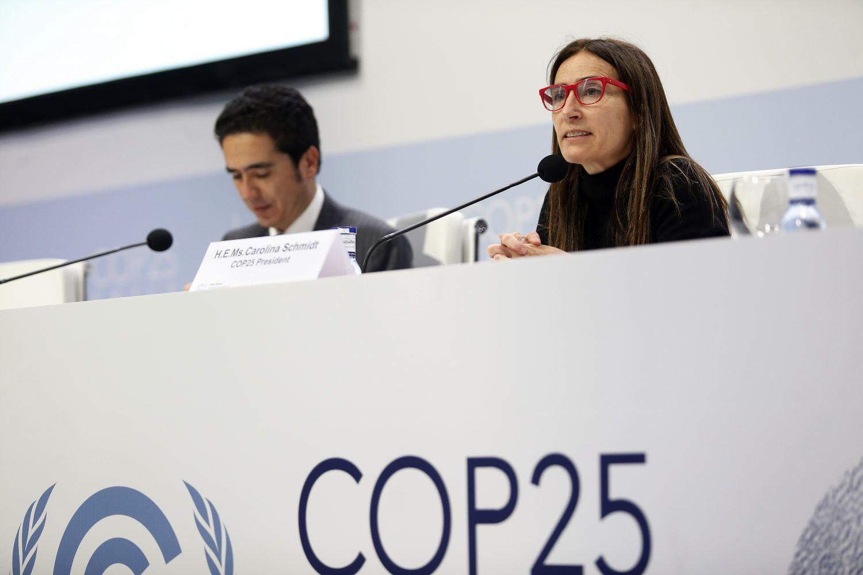 """Gobierno ingresará proyecto de Ley Marco de Cambio Climático al Congreso: """"Chile será el primera país en vías de desarrollo en establecer por ley la carbono neutralidad al 2050"""""""