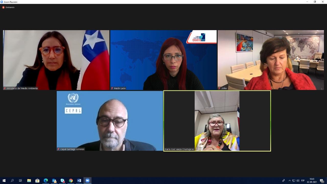 En apertura de Encuentro Regional sobre Cambio Climático e Igualdad de Género: Especialistas coinciden en que igualdad de género es clave para una acción climática efectiva en América Latina